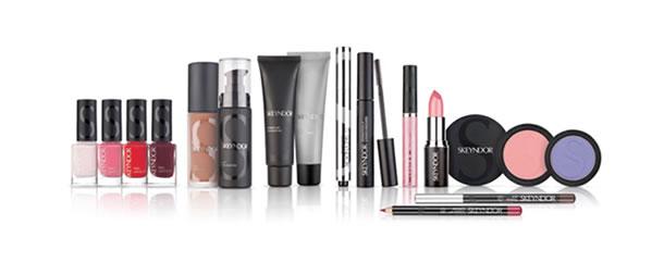makeup range