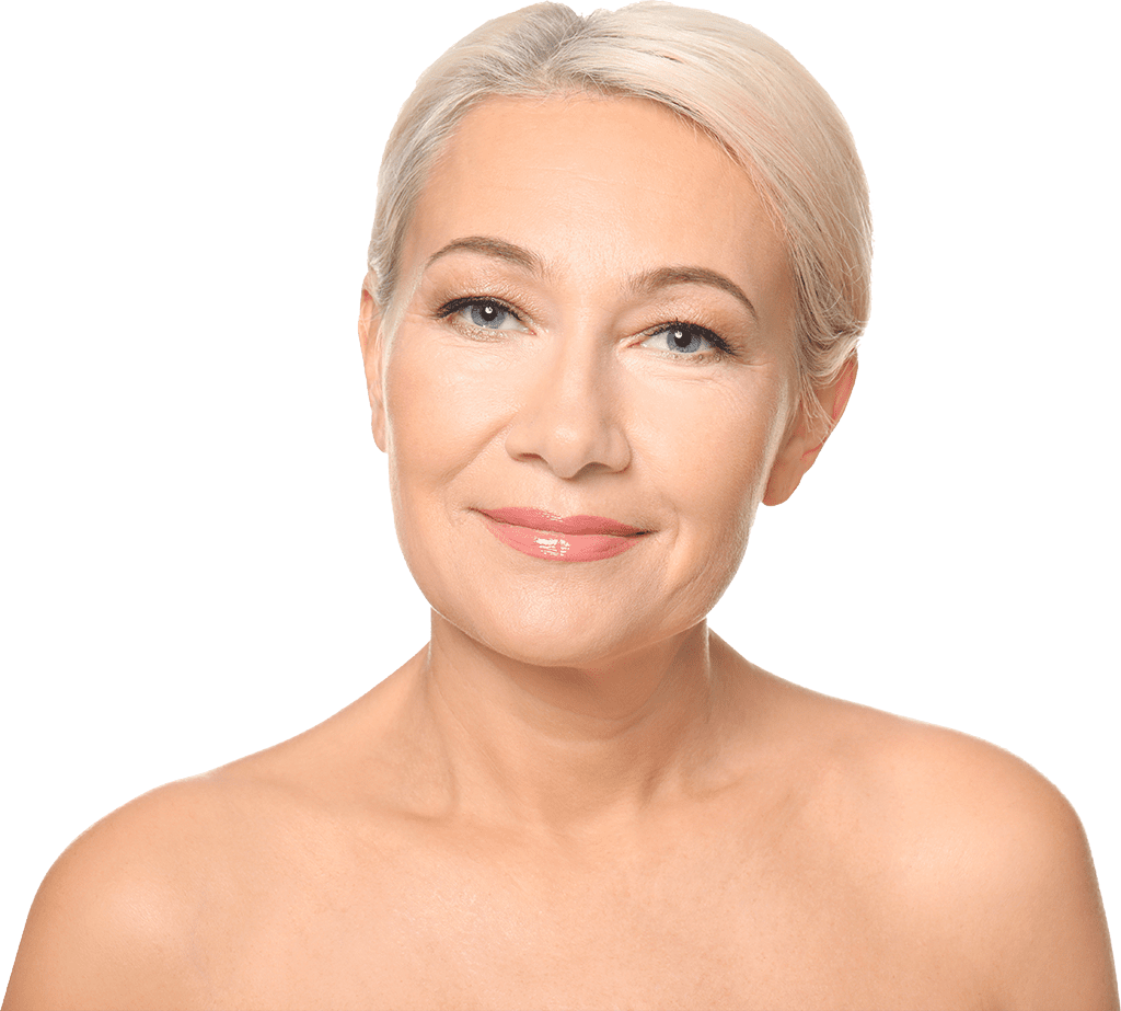 mature women skin care